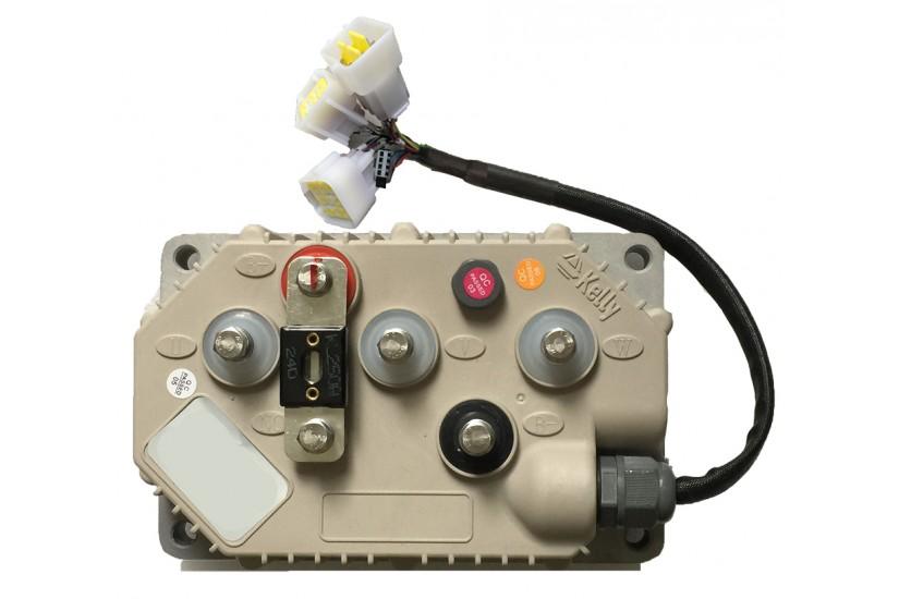 Герметичный синусный контроллер для BLDC-моторов KLS7230H, 24V-72V, 300A