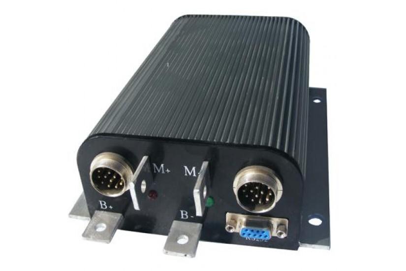 Контроллер для двигателей с постоянными магнитами PM48301, 24V-48V, 300A, с рекуперацией