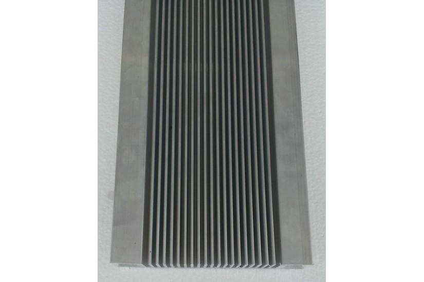Алюминиевый радиатор 272 мм