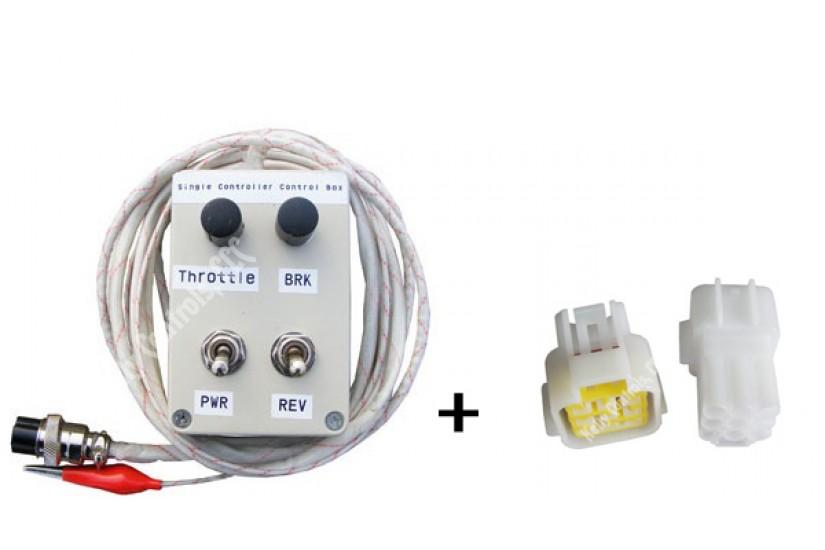 Единый управляющий блок контроллерами серии KDZ-GDV