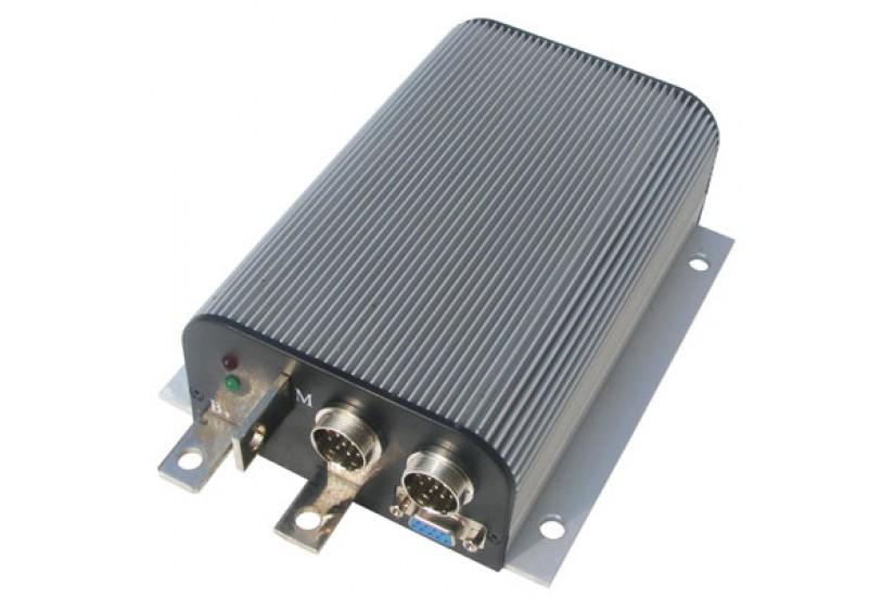 Щёточный DC контроллер KDZ72551, 24V-72V, 550A, с рекуперацией