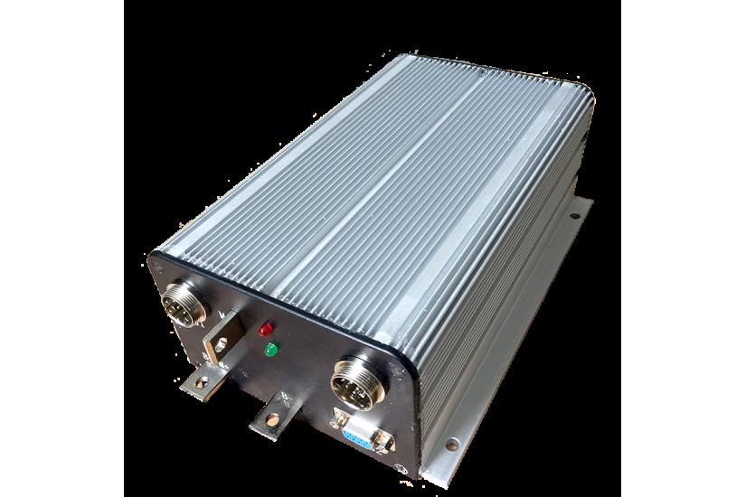 Щёточный DC контроллер KDZ48651E, 24V-48V, 650A, с рекуперацией