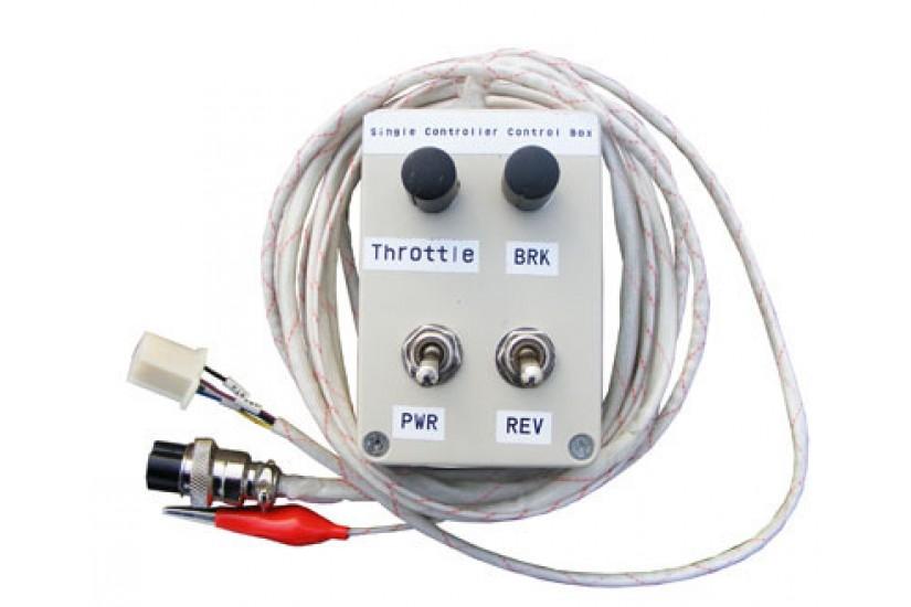 Единый управляющий блок контроллерами серии KEB