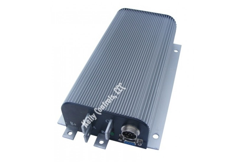 Безщёточный контроллер для электровелосипеда KEB72121E, 24V-72V, 550A, 12KW, с рекуперацией