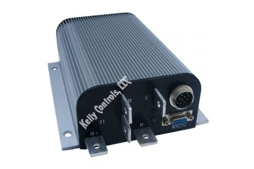 Безщёточный контроллер для электровелосипеда KEB48301X, 24V-48V, 200A, 3KW, с рекуперацией