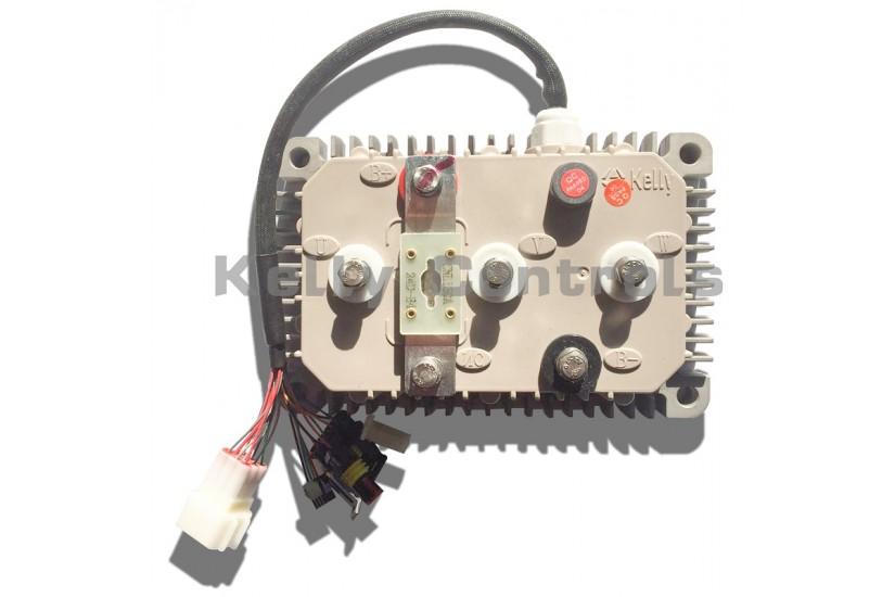 Герметичный синусный BLDC-контроллер KLS7222N, 30V-72V, 220A