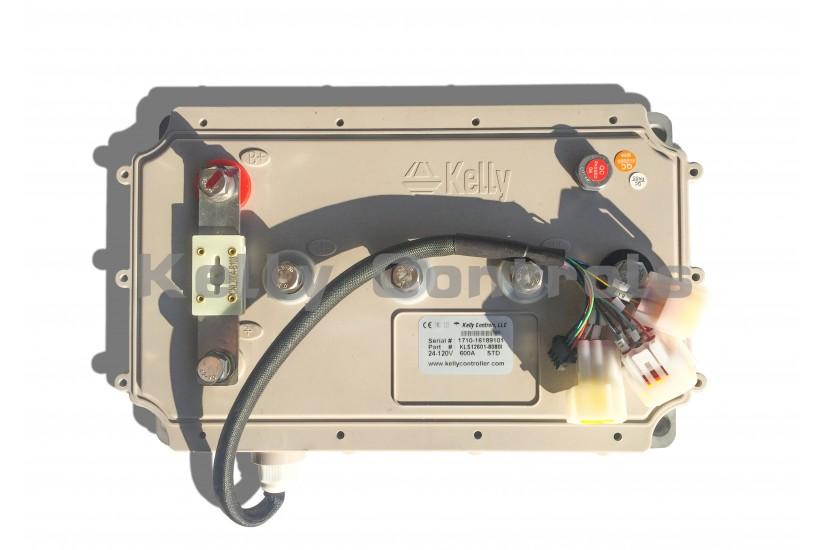 Контроллер KAC72601 серии 8080I для AC индукционных моторов 24В-72В, 600А