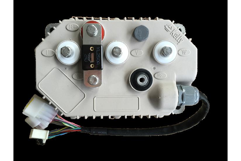 Герметичный контроллер KAC6030H серии KAC-H для SVPWM AC индукционных моторов 24В-60В, 320А