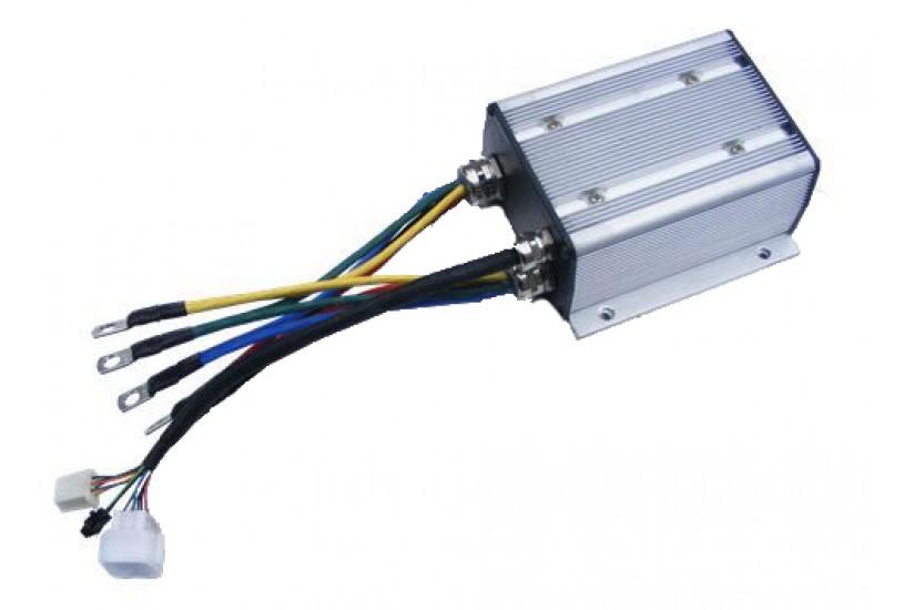 Синусный контроллер для безщёточного мотора KLS6030S, 24V-60V, 300A