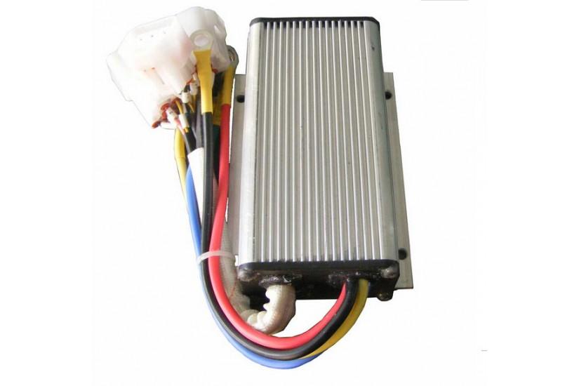 Синусный контроллер для безщёточного мотора KLS4812S, 24V-48V, 120A