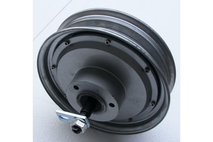Мотор-колесо 10 дюймов 72В 6000Вт