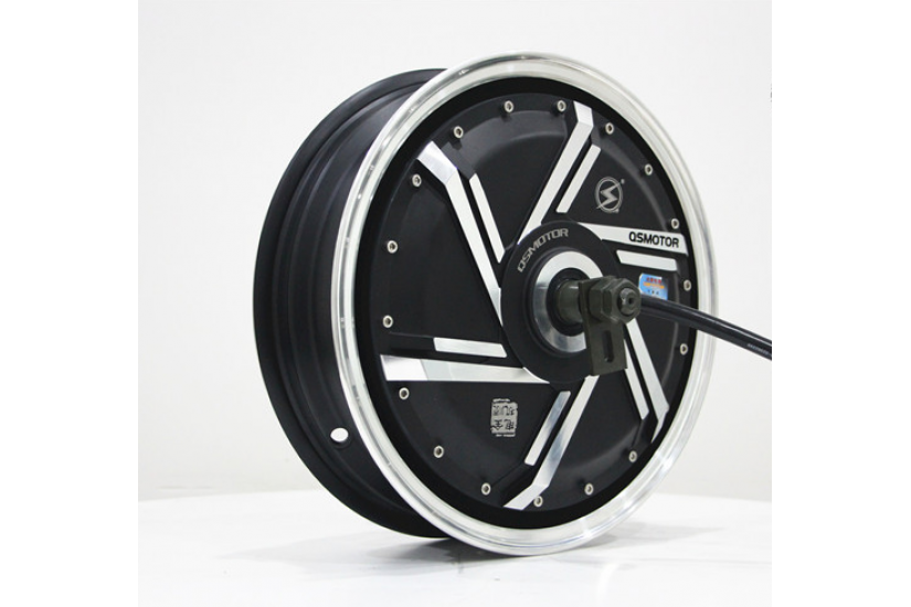 Мотор-колесо 13 дюймов 72В 4500Вт