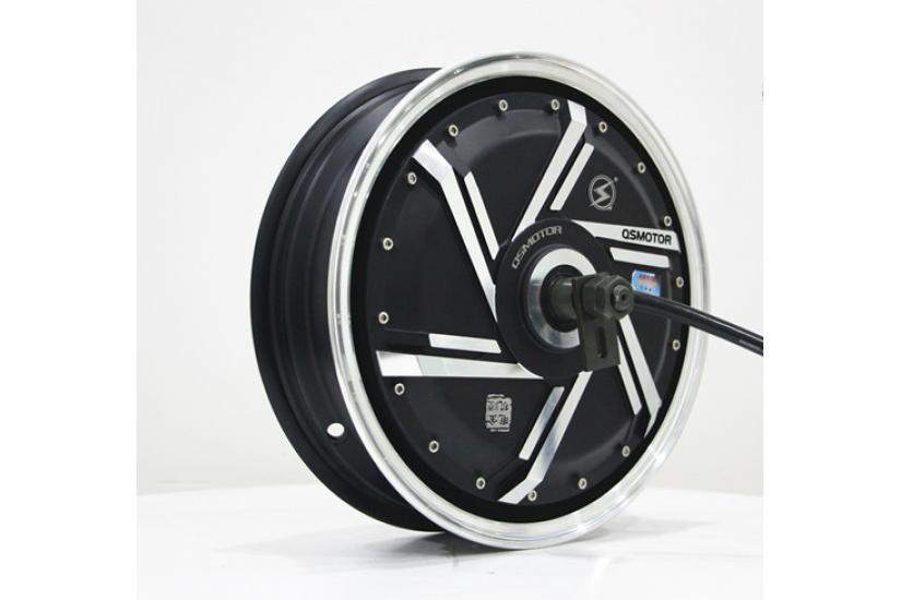 Мотор-колесо 13 дюймов 72В 6000Вт